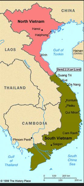 Vietnam map war math subscript