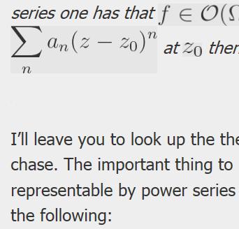 complex math power