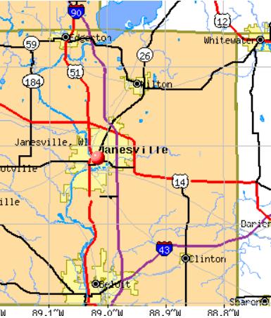 highway 26 janesville